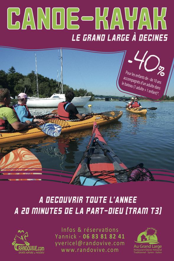 After Work au Grand Large en kayak version 29 juillet 2014 - Page 1