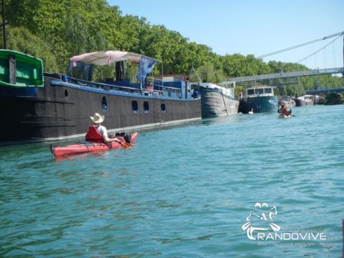 27 Aout au 2 Sept 2018 : Spécial Lyon en Canoë – Kayak
