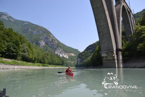 8 Octobre 2017 – Le Haut Rhône Franco-Suisse en Kayak de mer