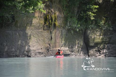 4 & 5 Mai 2019 – Canoë Bivouac sur le Haut Rhône