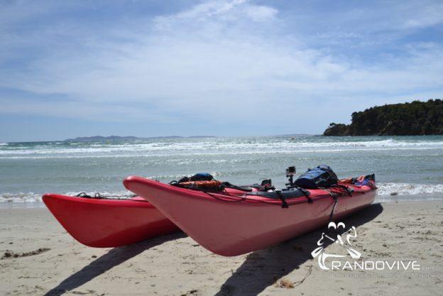22 au 23 Juin 2019 – Week-End Kayak de mer Presqu'île de Giens