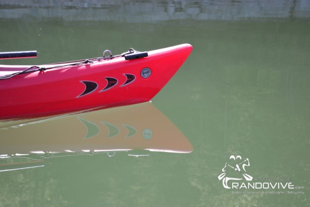23 Décembre 2019 – Lac d'Annecy en Kayak de mer