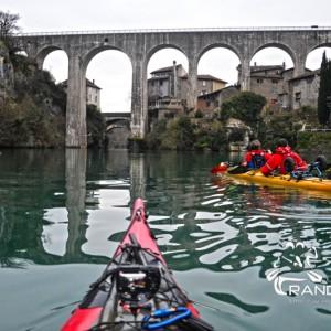 TOPO L'Isère – Barrage de Beauvoir à St Nazaire en royans – 10Km