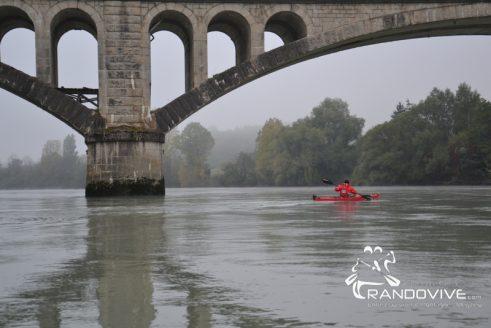 TOPO Rhône – Sault Brenaz à Loyettes – 24Km