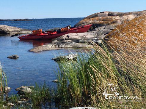 26 aout au 2 sept 2018 – Les Archipels de Göteborg en Kayak de mer