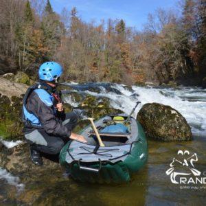 Location de Canoë et Kayak Gonflables