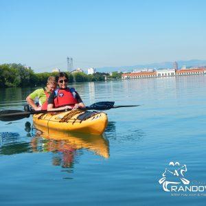 TOPO Le Canal de Jonage – Décines à Cusset – 6Km