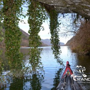 TOPO L'Ain – Barrage de Coiselet  – 12Km
