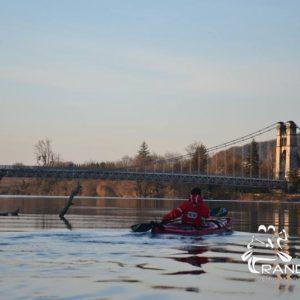 TOPO Rhône – Pont d'Evieu à Pont de Groslée – 6Km