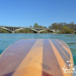 TOPO L'Ain – Pont d'Ain à Chatillon La Palud  – 13Km