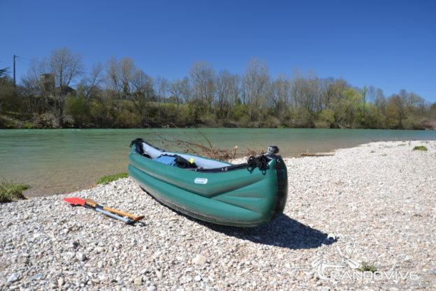 5 Aout 2020 – RECO Isère au dessus de Grenoble en canoë et kayak