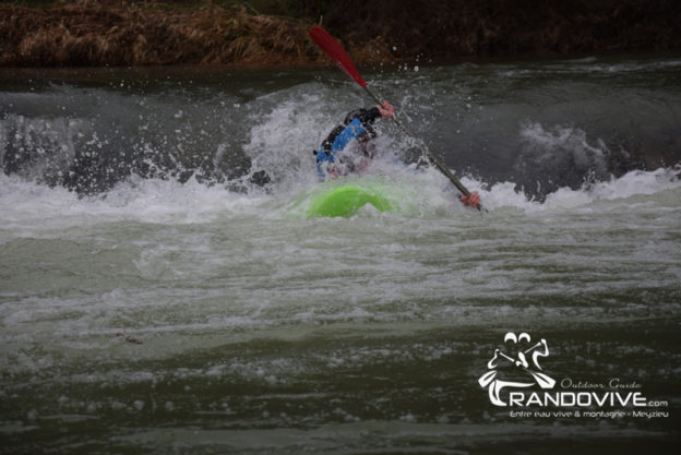 18 mars 2019 – RECO – Les Usses en canoë ou Kayak