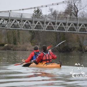 TOPO Rhône – Pont de Groslée à Pont de Briord – Défilé de Malarage – 12Km