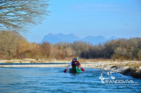 27 Décembre 2019 – Drôme – La dernière de l'année en canoë et kayak