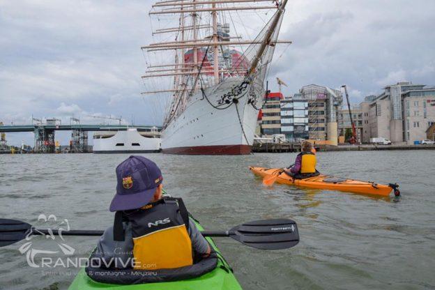 3 au 11 Aout 2019 – Les Archipels de Göteborg en Kayak de mer