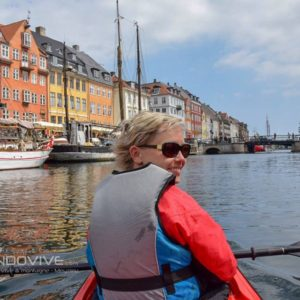 TOPO Danemark – Copenhague City – 8 Km