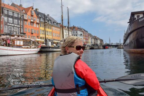 TOPO Danemark – Copenhague City – 8 Km
