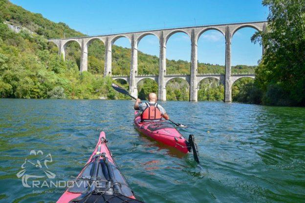 Idée 2020 – La rivière d'Ain en canoë-kayak