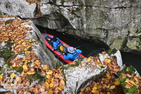 1 Nov au 31 Déc 2019 – Début de navigation hivernale en canoë-kayak