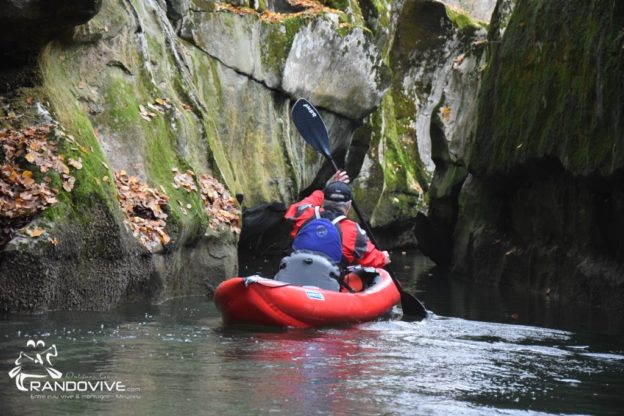 1 Octobre au 30 Nov 2019 – Navigation automnale en canoë-kayak