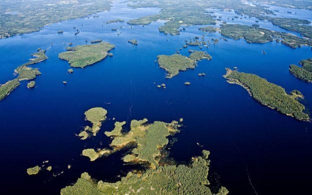 3 au 11 mai 2019 – RECO Suède – Åsnen National Park en Canoë