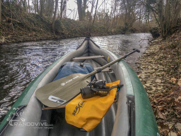 9 Avril 2019 – RECO – La Bourbre de Bourgoin à jameyzieu en canoë ou Kayak