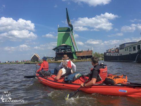 26 au 30 aout 2019 – Découvrir les canaux Néerlandais