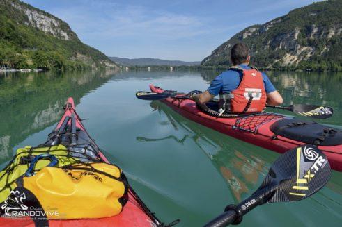 TOPO Le Lac Nantua  – 6 Km