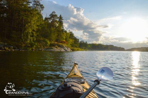 25 juillet au 1 aout 2020 – Au cœur de l'Archipel de Stockholm en Kayak de mer