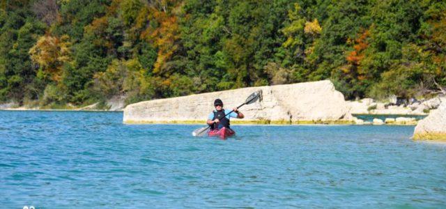 Les lacs Suisses en canoë