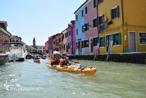 21 au 25 mai 2021 – La 47 ème Vogalonga à Venise