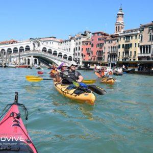 Photos Venise Vogalonga 2018 avec Randovive.com
