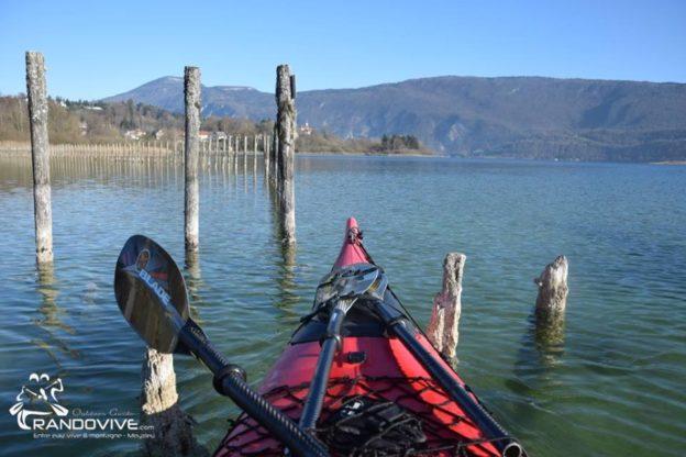13 Oct 2019 – Le Lac d'Aiguebelette en kayak de mer