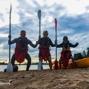 Photos Kayak Family Archipelago 2019