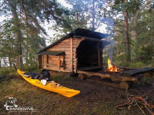 TOPO Suède – Vaxholm Kayak Experience – 24Km