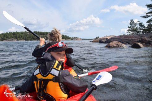Idée 2021 – Au cœur de l'Archipel de Stockholm en Kayak de mer