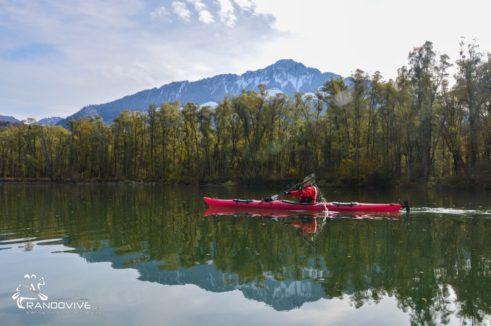 10 & 11 Nov 2019 – RECO Suisse – Lacs de Gruyere en kayak