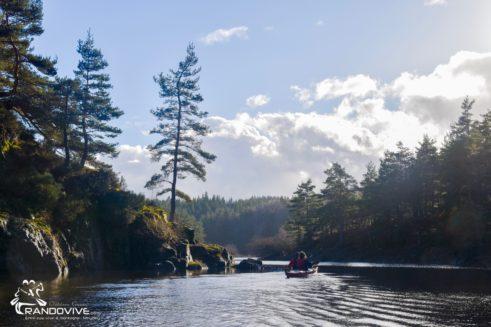 Calendrier Novembre  2020 – L'Automne en canoë et kayak