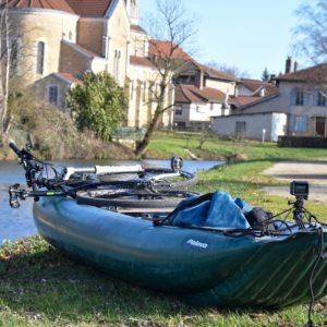 TOPO Reyssouze  – St Julien de Reyssouze à Servignat  – 6 Km