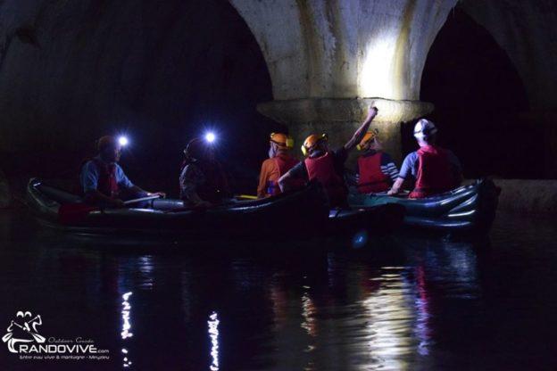 Mars 2020 – Histoire d'eau à Lyon en canoë