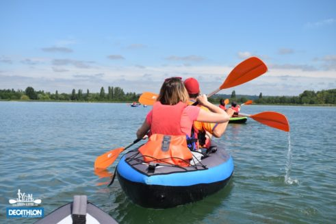 20 Juin 2020 – #5 EXPERIENCE DECATHLON – Le Canal de Jonage