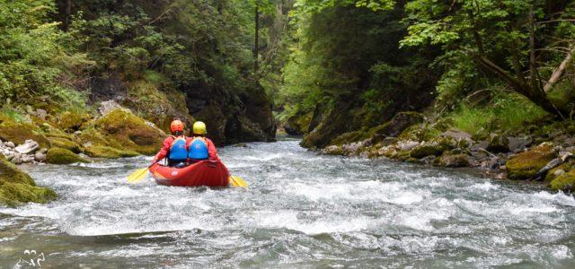 Entre lacs & Rivières – La Suisses en canoë