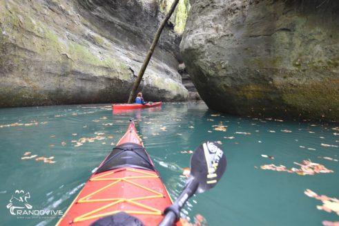 10 Oct 2021 – Le Haut Rhône et la Tîne de Parnant en canoë-Kayak