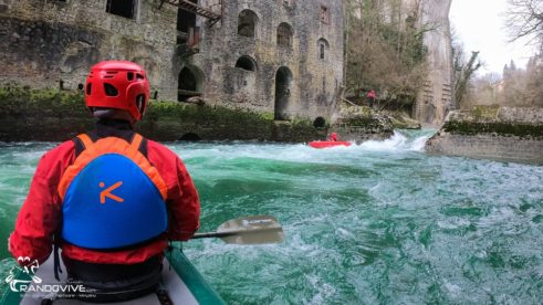 16 au 20 mai 2022 – Entre lac et rivière autour de la Haute Savoie