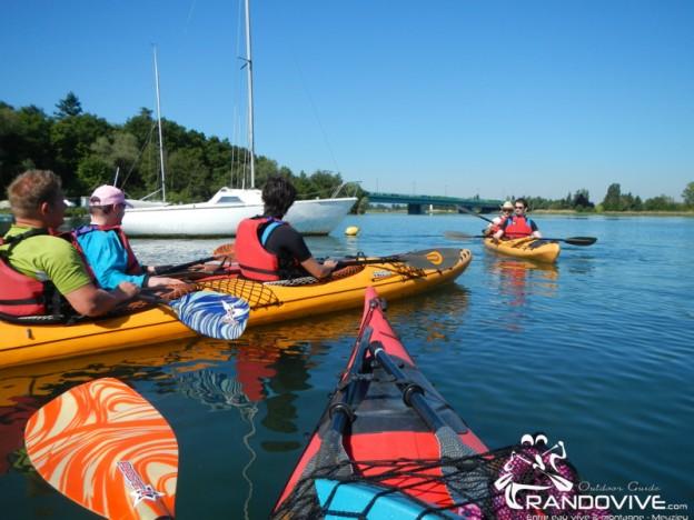 Toute l'année : Découverte du Grand Large en Canoë – Kayak
