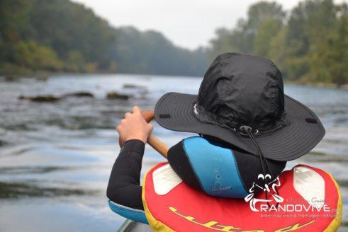 TOPO Rhône – Canal de Miribel – 17Km