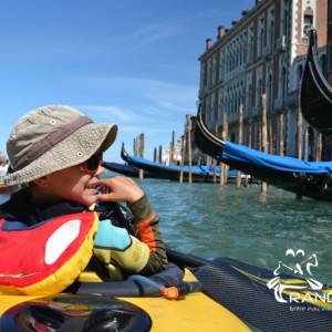 Photos Kayak Venise 2016 avec Randovive.com