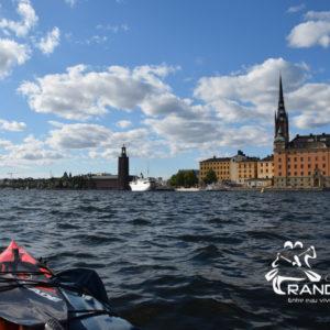 TOPO Suède – Stockholm City – 12Km