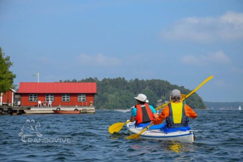 Juillet 2019 – Archipel EST de Stockholm en Kayak de mer