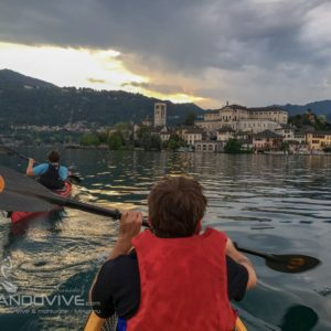 TOPO Italie – Lac d'Orta – Isola San Giulio – 10Km